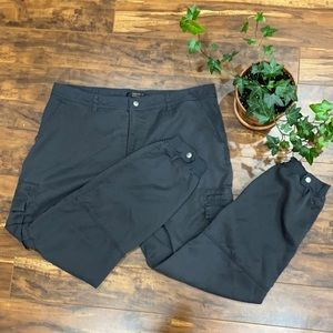 Forever XXI Contemporary cargo pants